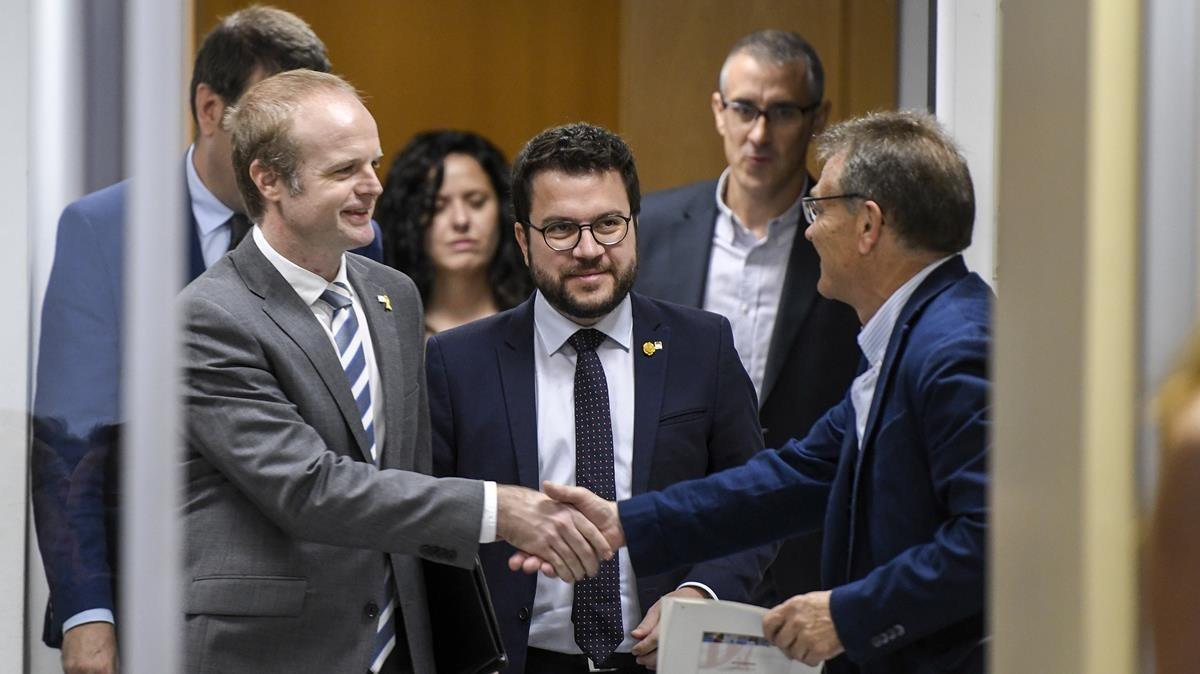 Catalunya perdería 486 millones de euros con el rechazo de la senda del déficit