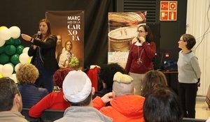 Presentación de la campaña 'Plástico 0 en los mercados municipales' de Sant Boi.
