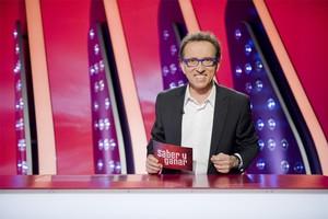 El presentador del espacio de La 2 Saber y ganar, Jordi Hurtado.