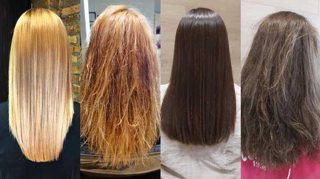 Keratin Infusion By Goa Organics es un innovador tratamiento que alisa y rejuvenece profundamente el cabello.