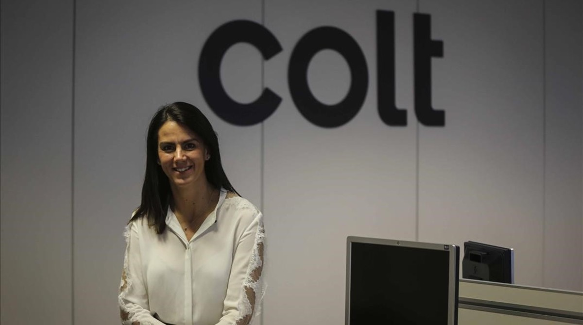 Ramona Botha, vicepresidenta de Proyectos en Colt Technology.