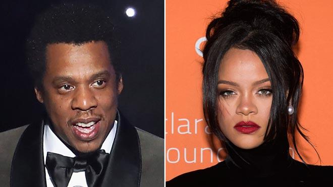 Rihanna y Jay-Z donan dos millones de euros para luchar contra el coronavirus.
