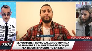 """Risto Mejide corta su entrevista al youtuber Roma Gallardo en 'Todo es mentira': """"¿Nos tratas de idiotas?"""""""
