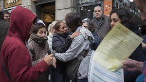 Els impagaments del lloguer van causar el 65% dels desnonaments en l'últim trimestre