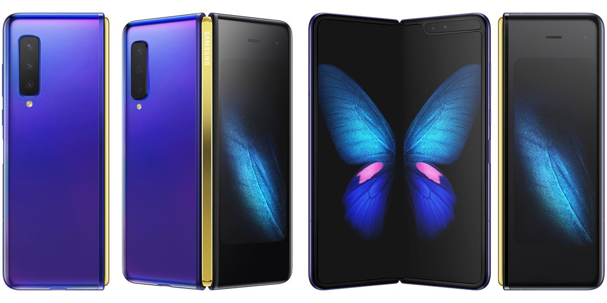 Nuevo Galaxy Fold, de Samsung.