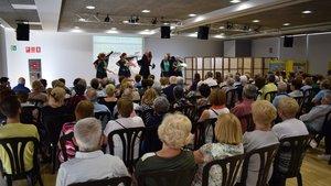 La Setmana de la Gent Gran de Viladecans se celebra del 11 al 16 de junio