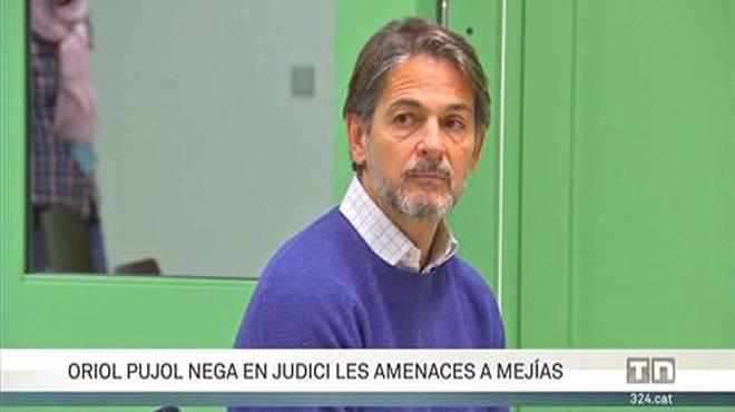 Juicio penal a Oriol Pujol Ferrusola, versión TV-3 (TN vespre).