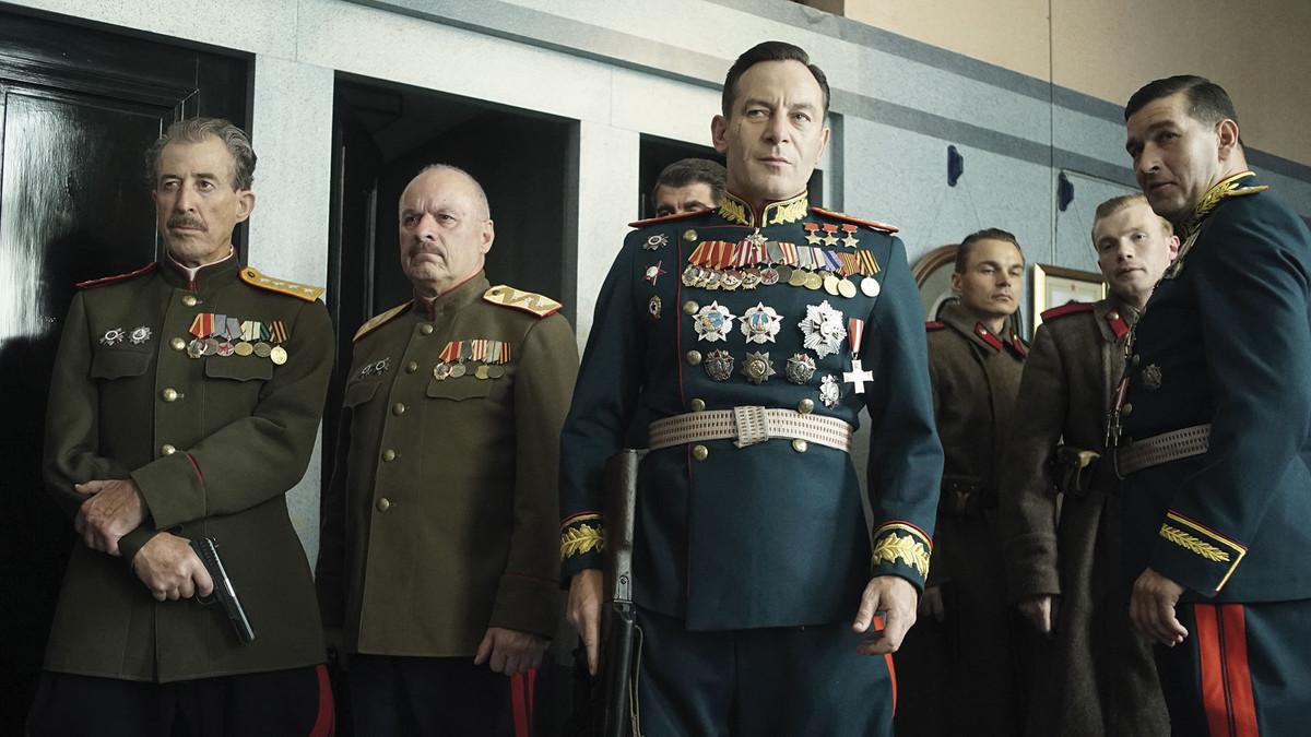 'La muerte de Stalin', l'acudit del genocida