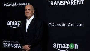 El actor Jeffrey Tambor, en la presentación de la serie de Amazon Transparent, en el 2016.
