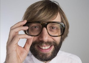 Òscar Dalmau, presentador de El gran dictat y El gran gran dictat (TV-3).