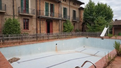 Escenarios de 'SQE': Villa Castro es la masía Can Monmany de Sant Cugat del Vallès.