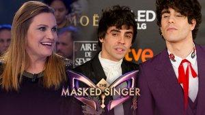 Ainhoa Arteta y los Javis, primeros jueces de 'The masked singer' en Antena 3