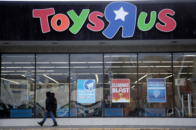 8ad471d2c La juguetera Toys 'R' Us echa el cierre en EEUU