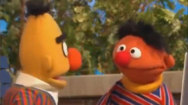 El PP usa a Epi y Blas en un vídeo de campaña.