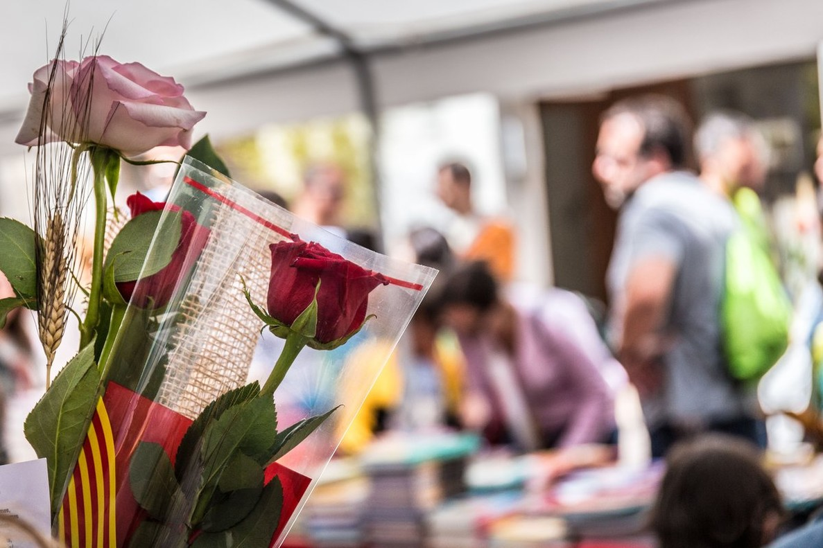 Viladecans avança Sant Jordi amb activitats totel capde setmana.