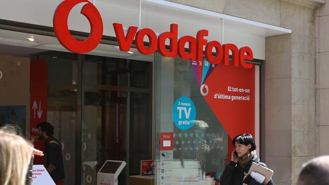 Vodafone España propone un ERE de 1.200 empleados, el 23% de la plantilla.