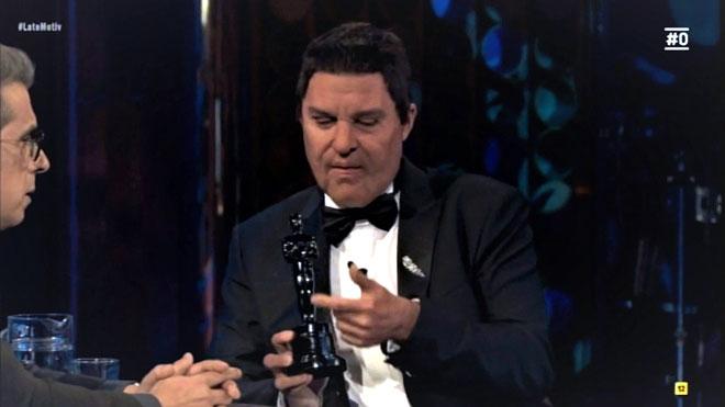 Si l'estatueta dels Oscars fos negra
