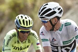 Los dorsales oficiales de La Vuelta 2017