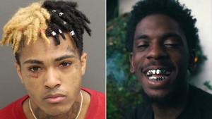 XXXTentacion y Jimmy Wopo, los dos raperos acribillados a tiros en EEUU en menos de 24 horas.