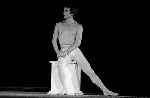El 'grand jeté' de Nureyev