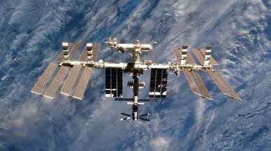 Misteri a l'Estació Espacial Internacional