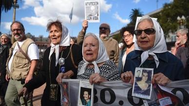 La política revisionista de Macri amb la dictadura encoratja les protestes a l'Argentina