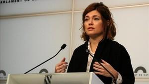 Los 'comuns' apoyan la querella contra Llarena pero exigen un Govern ya