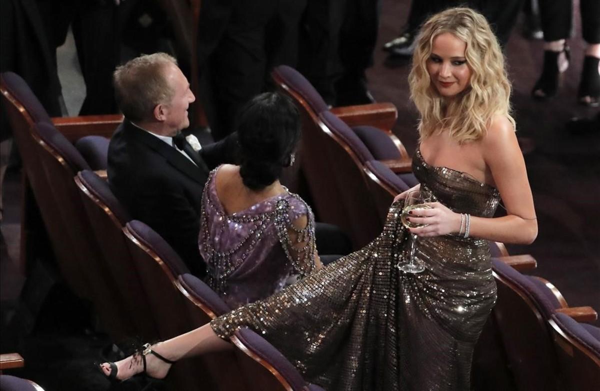 Adiós A Jennifer Lawrence