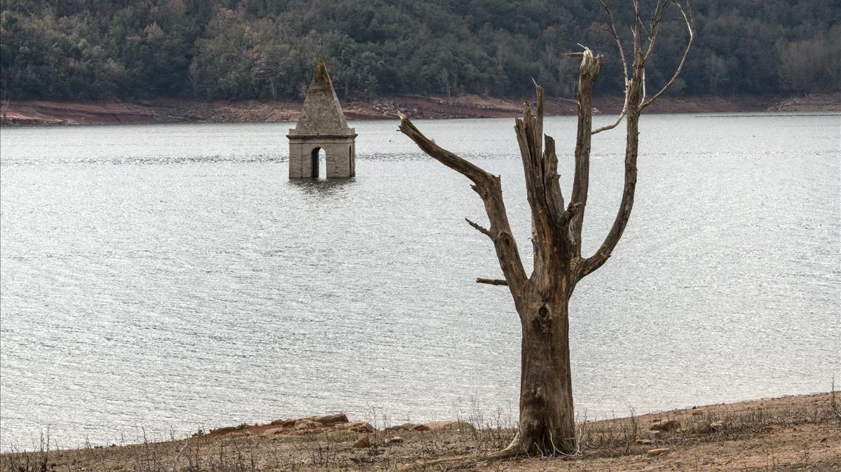Les pluges i les nevades garanteixen aigua per a un any a Catalunya