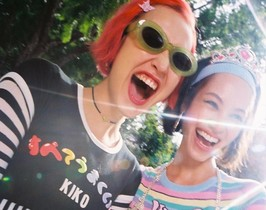 Kiko i Yuka Mizuhara dicten la moda des de Tòquio