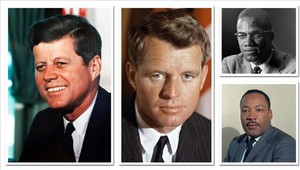 1963-1968: els quatre magnicidis que van canviar el món