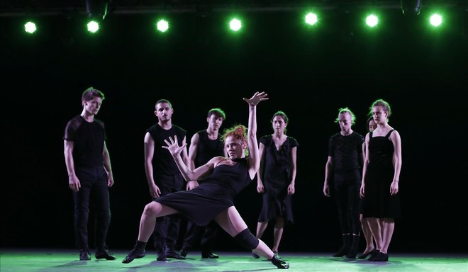 Batsheva Dance Company.