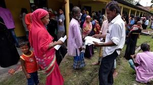 L'Índia deixa sense nacionalitat quatre milions de persones