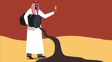 Las obsesiones del heredero saudí