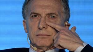 Macri tem que la crisi del dòlar provoqui una convulsió social