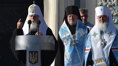 L'Església ortodoxa russa trenca amb Constantinoble