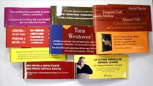 L'amor a les faixes dels llibres