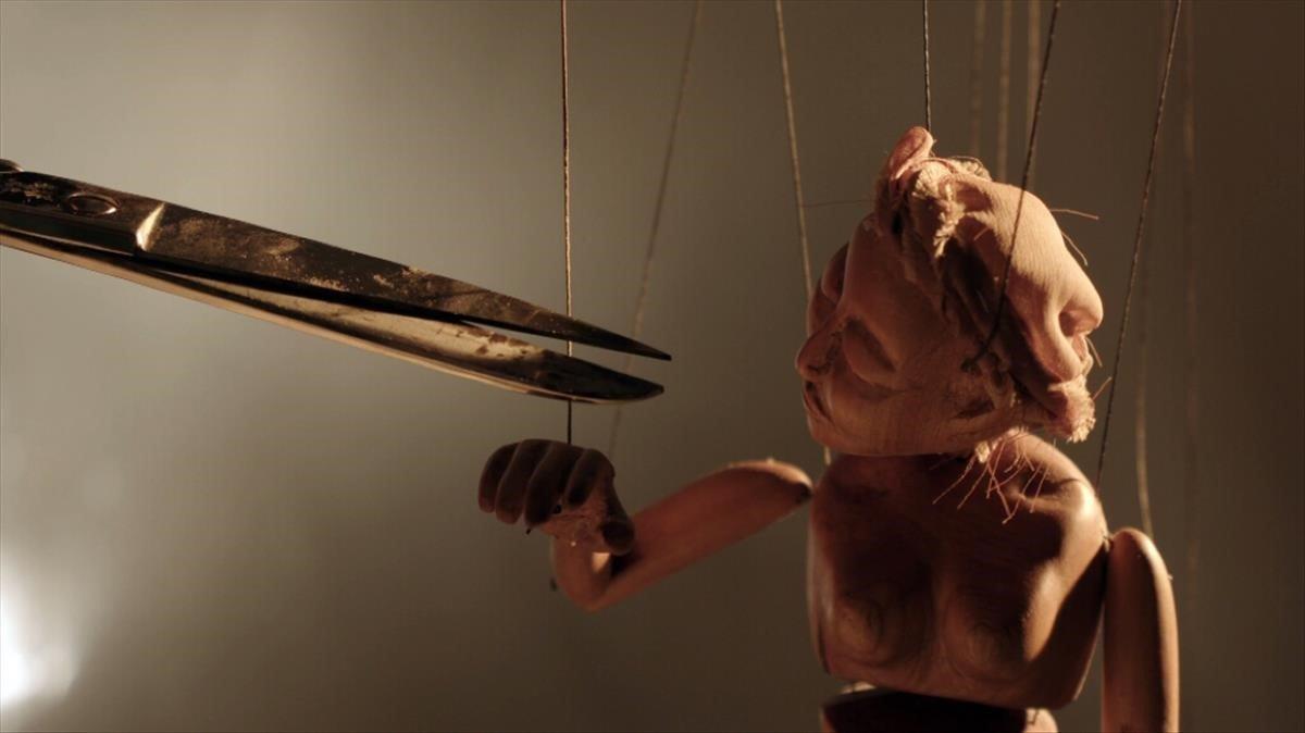 Imagen del documental Mai més, que emiteel programaSense ficció sobre la violencia machista.