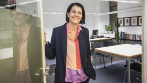Judit Carrera, directora del CCCB.