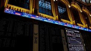 La borsa espanyola cau el 0,54% després de les eleccions generals