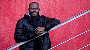 El licenciado por la UPC Nura Ahmad, pronto podrá doctorarse por videoconferencia desde Nigeria.