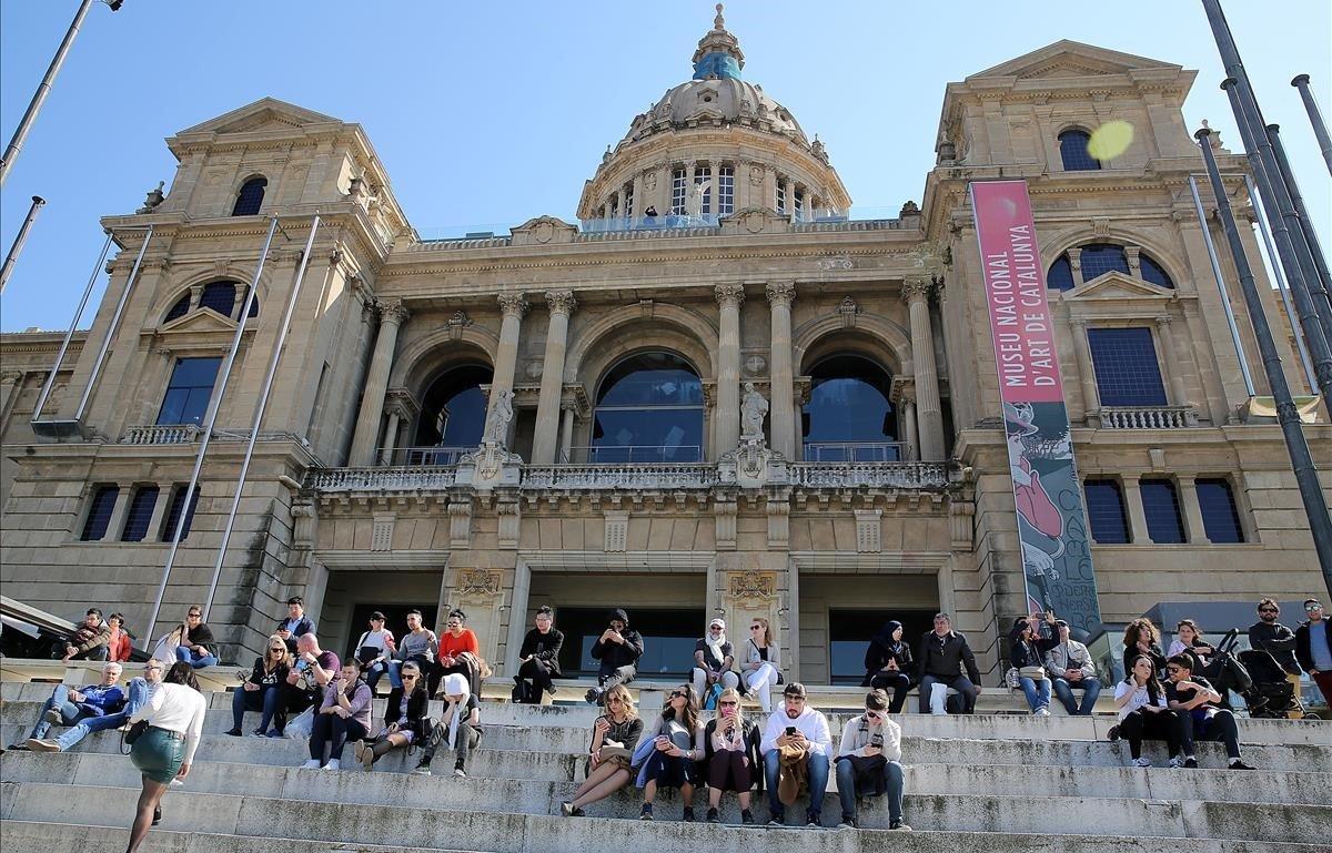 Barcelona, turisme i museus