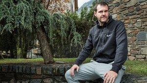 Albert Jorquera, segundo entrenador del FC Andorra.