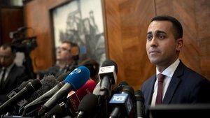 El Moviment 5 Estrelles aprova formar Govern a Itàlia amb el Partit Demòcrata