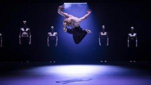 Un momento de 'ab [intra]', pieza de Rafael Bonachela para la Sydney Dance Company, que dirige desde hace 10 años.