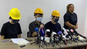 Pequín, als manifestants de Hong Kong: «Qui juga amb foc mor amb foc»