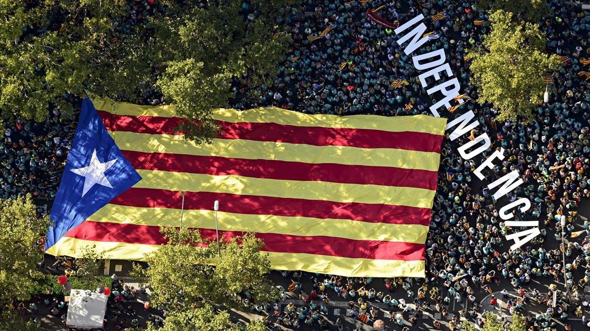 Catalunya, eix de campanya