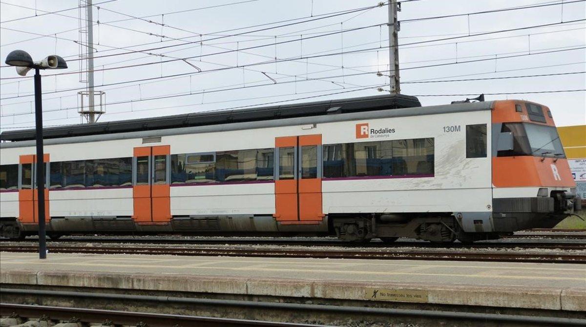 Tren de Rodalies