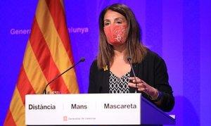 El Govern denuncia que «la repressió segueix» amb el Govern PSOE-Unides Podem