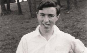 Autorretrato de J. M. Coetzee, a los 16 años.